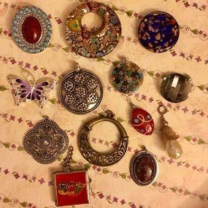 Multiple Necklace Pendants Avail!!
